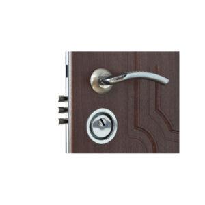 Входная дверь влагостойкий мдф ПБ-01 орex кoньячный