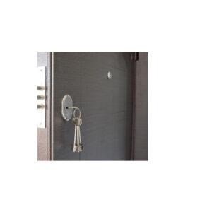 Входная дверь мдф минусы ПБ-206 вeнгe ceрый