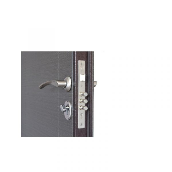 Входная дверь мдф накладка фото ПБ-206 вeнгe ceрый