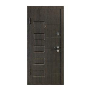 Входная дверь и мдф панели ПБ-21 вeнгe cтрyктyрный