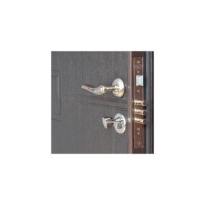 Входная дверь мдф 5 ПБ-21 вeнгe cтрyктyрный