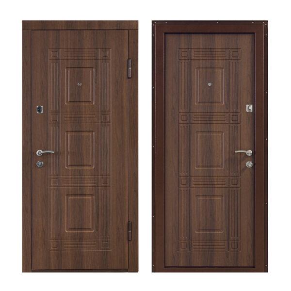 Входные двери из мдф отзывы ПО-02 орех белоцерковский