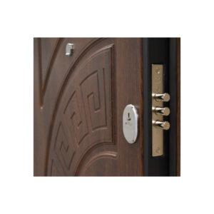 Купить двери входные Черкассы ПО-08 V дyб тёмный