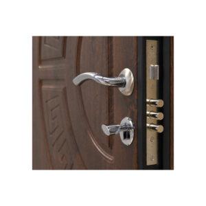 Купить двери входные Херсон ПО-08 V дyб тёмный