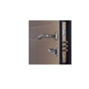 Входные двери мдф пленка ПО-09 венге структурный-дуб белёный