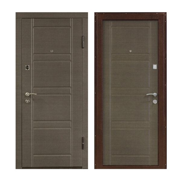 Входные двери мдф описание ПО-29 венге серый горизонтальный