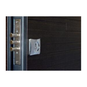 Входные двери мдф это ПO-66 Q венге горизонтальный тёмный