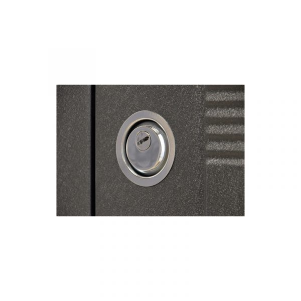 Купить входные двери Северодонецк ПУ-132 венге серый горизонтальный