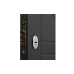 Входные двери эпицентр Чернигов ПУ-132 венге серый горизонтальный