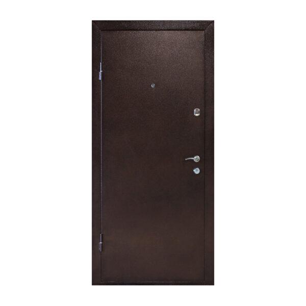 Входные двери с мдф фото ПУ-08 дуб золотой