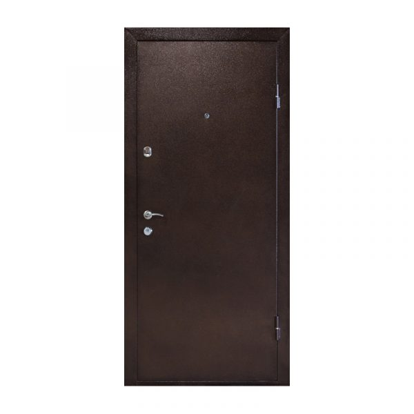 Входные двери филенчатый мдф ПУ-08 дуб золотой