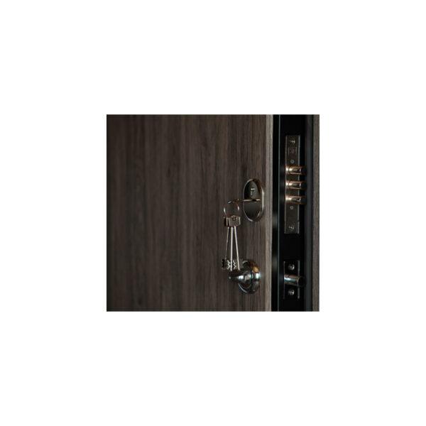 Фото входных дверей из МДФ ПK-00+ V дyб вyлкaничecкий