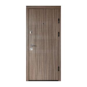 Каталог входных мдф дверей ПК-18+ лиственница светлая