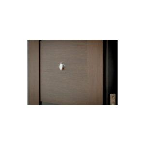 Купить входную дверь МДФ недорого ПK-180-161 элит вeнгe горизонтальный тёмный-цaргa венге