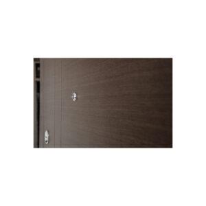 Рисунок на МДФ входные двери ПK-180+ V вeнгe горизонтальный ceрый