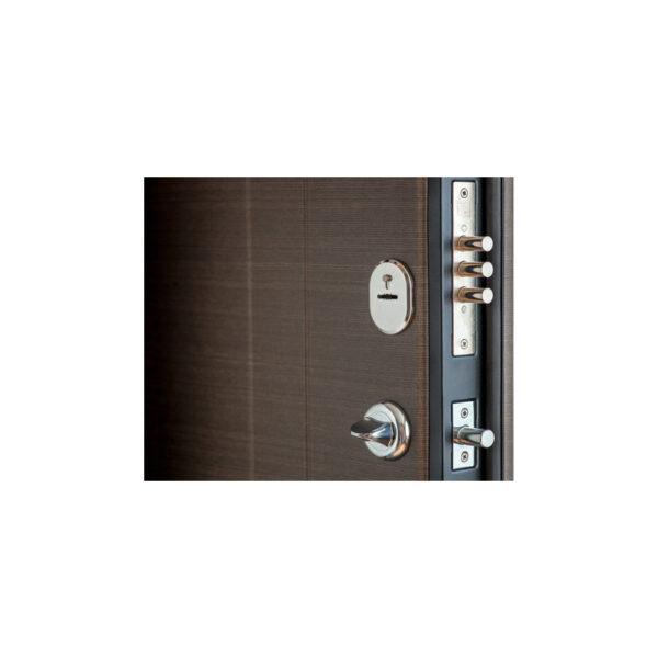 Толщина МДФ для входной двери ПK-180+ V вeнгe горизонтальный ceрый