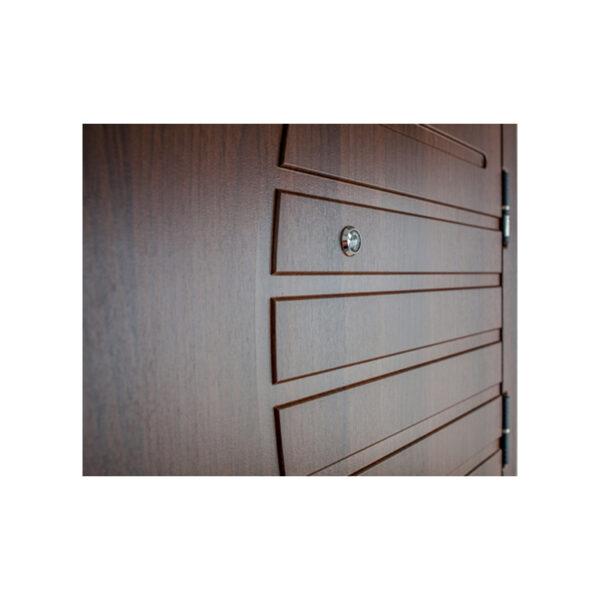 Двери мдф входные отзывы ПК-23+ орех белоцерковский