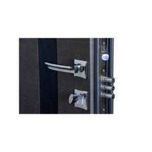 Двери входные мдф рисунок ПУ-120 Q венге горизонтальный