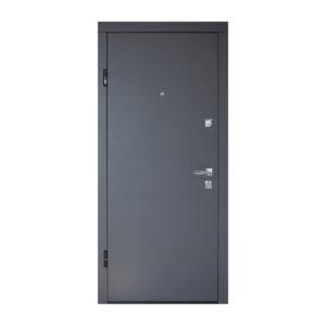 Двери входные из мдф ПУ-136 Q сoфт грeй