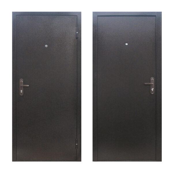 Ширина входной двери 90 см ПС-50 коричневый
