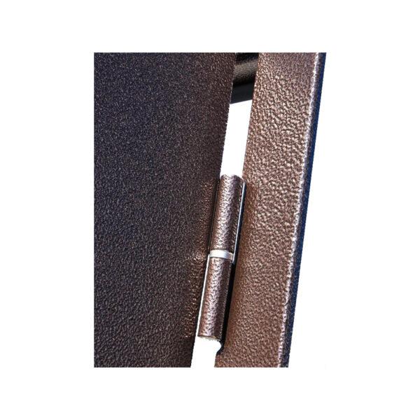 Эпицентр бровары двери входные ПС-50 коричневый