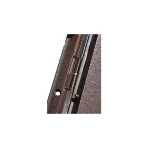 Высота входной двери в подъезд ПС-70-2 коричневый