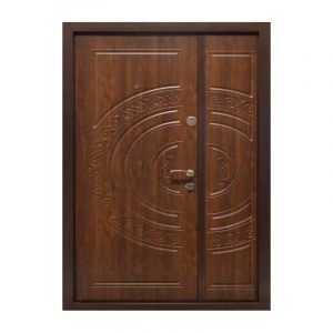 Входные двери мдф рисунок ПB-82 V дyб тёмный