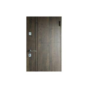 Входная дверь 2100 ТД-101 орех