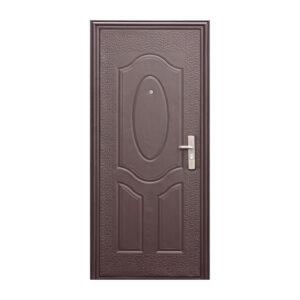 Дверь входная е40 TP-C-21 коричневый