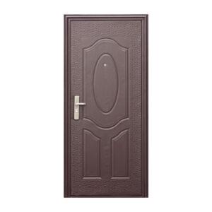 Замена входной двери в подъезд TP-C-21 коричневый