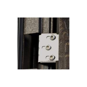 Купить входные двери оплата частями TP-C-21 коричневый