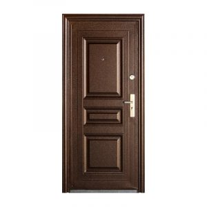 Двери входніе TP-C-68 коричневый