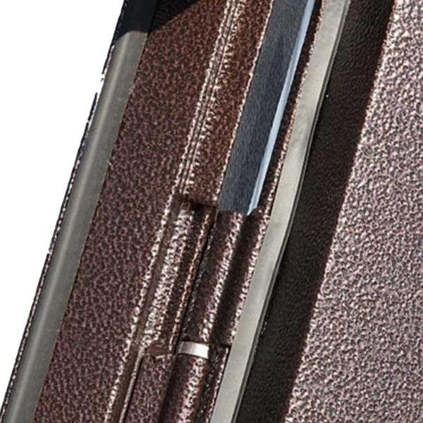 Двери входные эпицентр Винница TP-C-68 коричневый