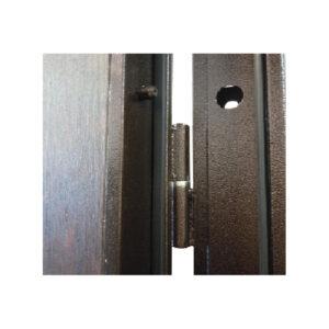 Входные двери цена УД-142 коричневый-орех