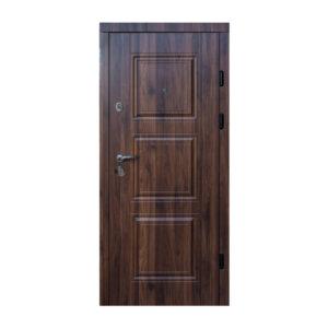 Двері вхідні magda 334 дуб золотой