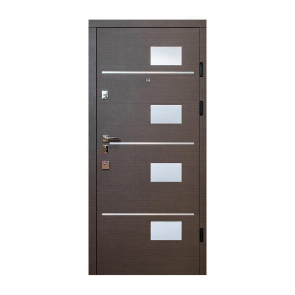 Двері магда 505 венге горизонт серый