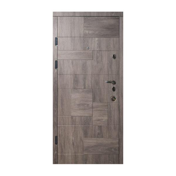 Дверь входная 601 дуб шато