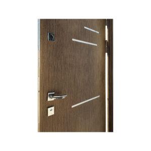 Дверь входная под заказ M-811 орех