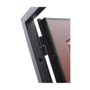 Двері вхідні епіцентр Ужгород Стройгост 7-2 коричневый-орех миланский