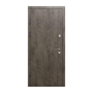 Входная дверь 900х2000 100 графит
