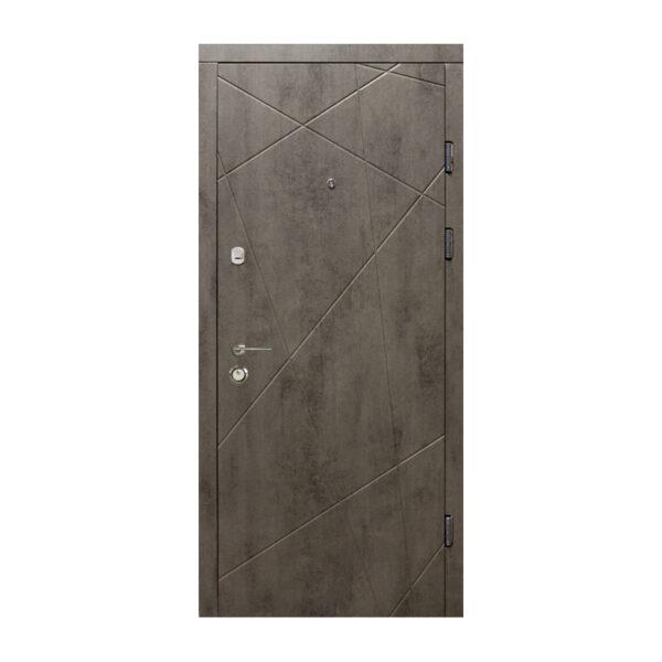 Входная дверь 960х2050 100 графит