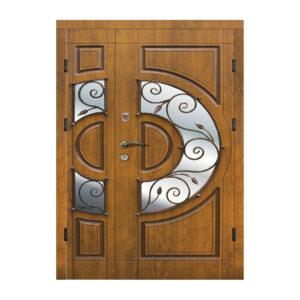 Входные двери фотогалерея 304 №2 дуб золотой