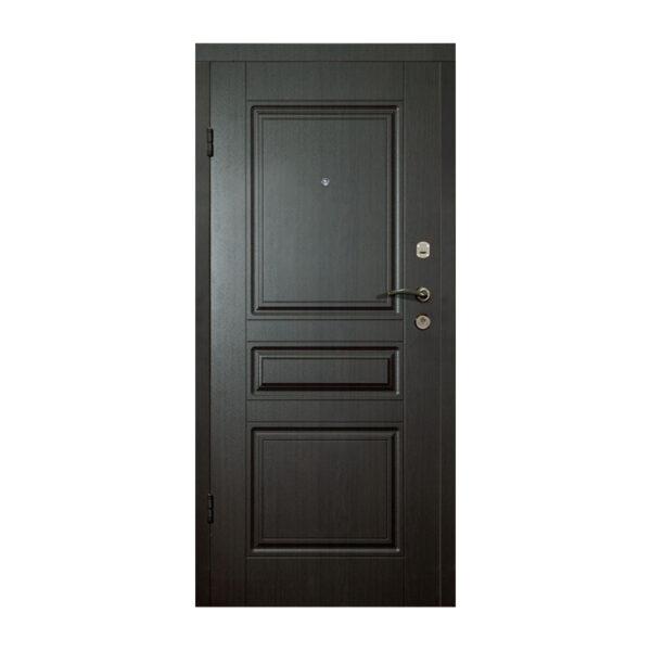 Входные двери шириной 70 см 314 орех каннеро