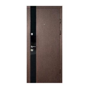 Входные двери ширина 100 см 503 дуб бронзовый