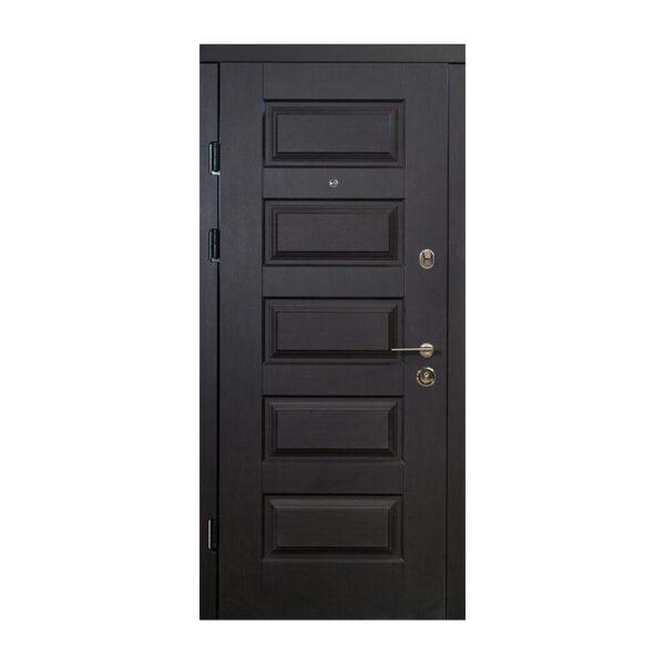Входные двери монолит 603 дуб золотой