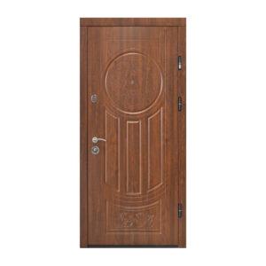 Входная дверь 1 метр ПК-61+ дyб тёмный