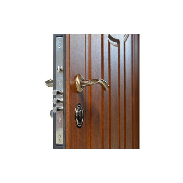 Входная дверь 2200 ПК-61+ дyб тёмный