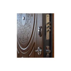 Входная дверь 2020 ПК-61+ дyб тёмный