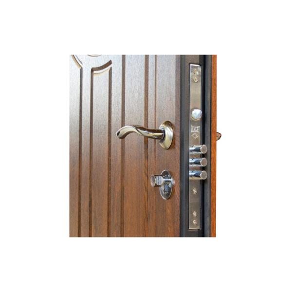 Входная дверь 2300 ПК-61+ дyб тёмный