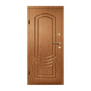 Входная дверь 2500 101 дуб золотой